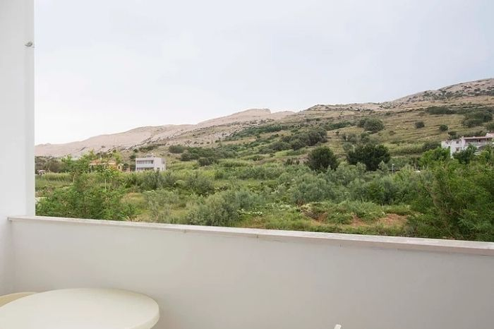 Deluxe Room with Balcony view on nature Intermezzo Hotels in Pag