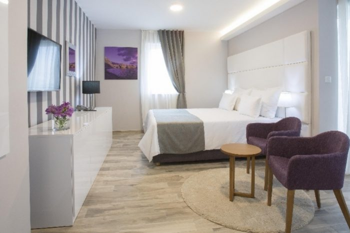 Superior Room Hotel Intermezzo Pag - Hotels in Pag