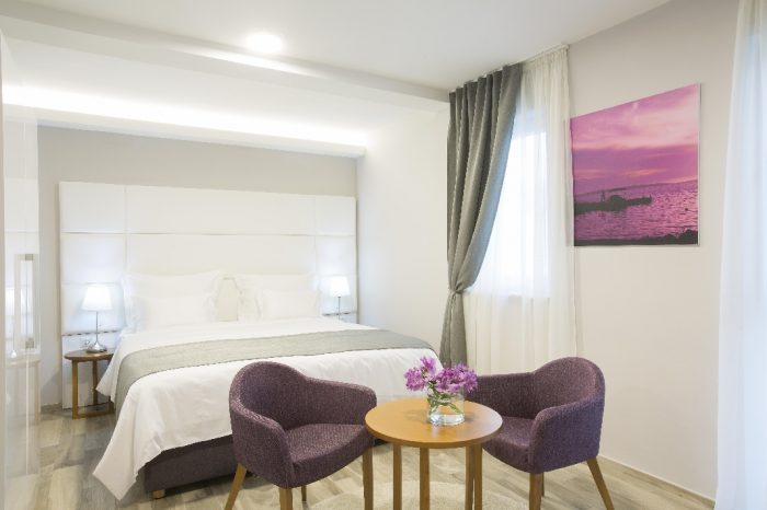 Hotel Intermezzo Pag Deluxe Room 1