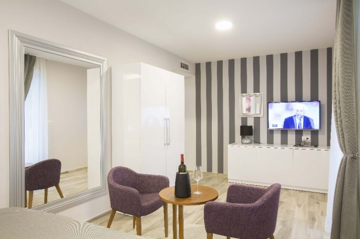 Deluxe Room with Balcony Intermezzo Hotels in Pag