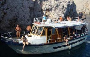 Boat Excursion Pag Island